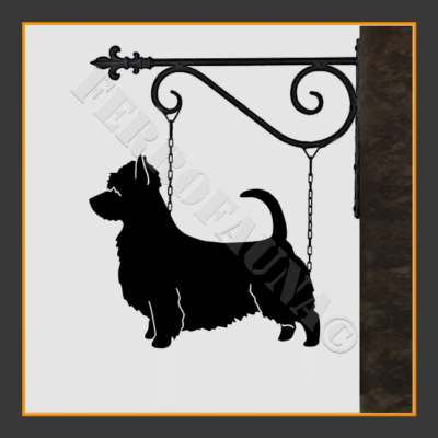 Australian Silky Terrier Sign