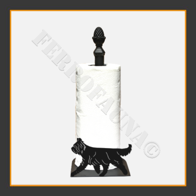 Berger de Brie Kitchen Towel Holder