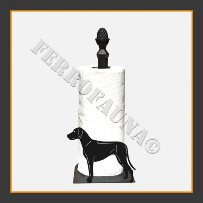 Rhodesian Ridgeback Kitchen Towel Holder