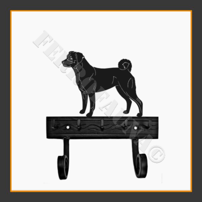 Appenzeller Key and Leash Holder