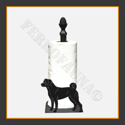 Appenzeller Kitchen Towel Holder