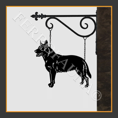 Australian Cattle Dog Sign
