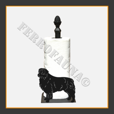 Australian Shepherd Kitchen Towel Holder