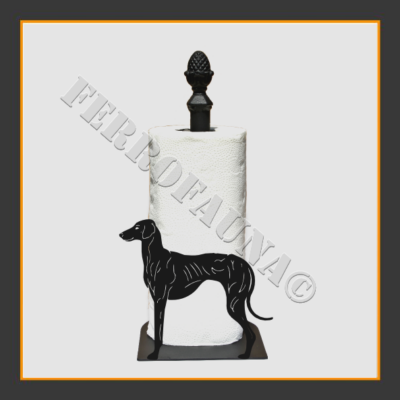 Azawakh Kitchen Towel Holder