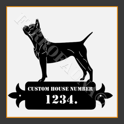 Chinese Chonqging Dog House Number