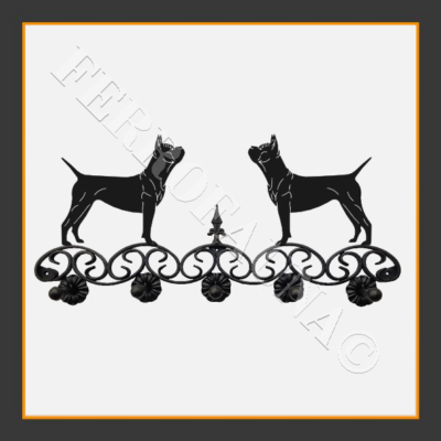 Chinese Chongqing Dog Coat Rack