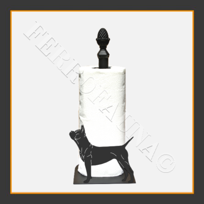 Chinese Chongqing Dog Kitchen Towel Holder