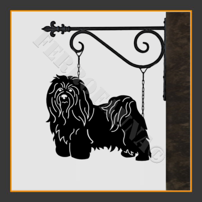 Bichon Havanese Sign