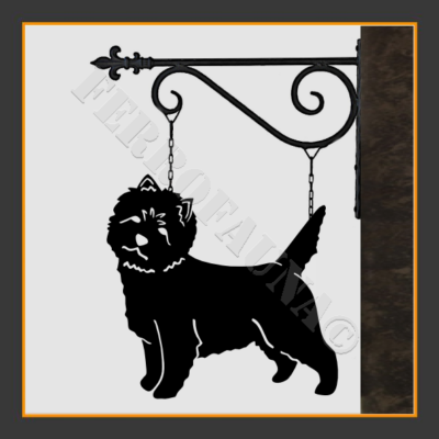 Cairn Terrier Sign