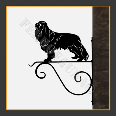 Cavalier King Charles Spaniel Flower Holder