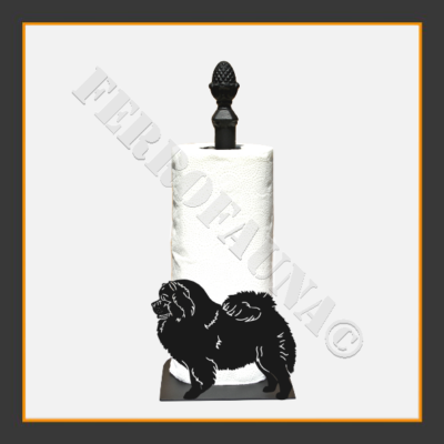 Chow - Chow Kitchen Towel Holder