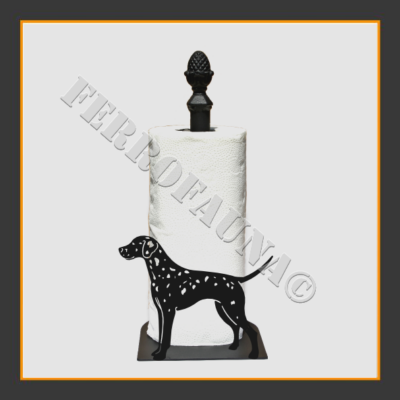 Dalmatiner Kitchen Towel Holder