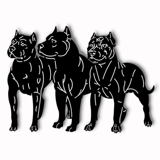 American staffordshire terrier group