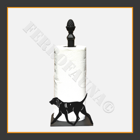 Bracco Italiano Kitchen Towel Holder