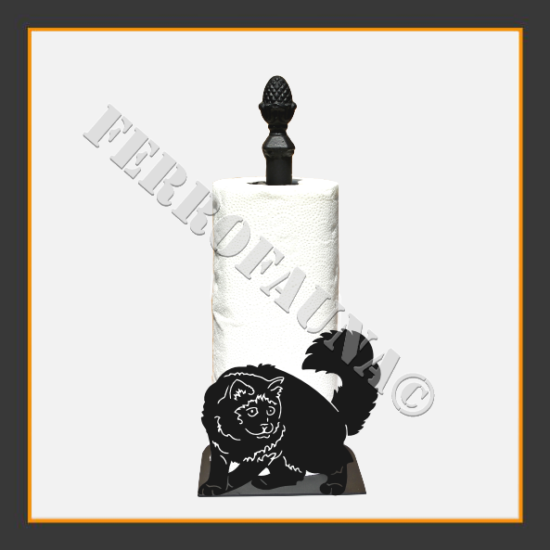Birman Kitchen Towel Holder