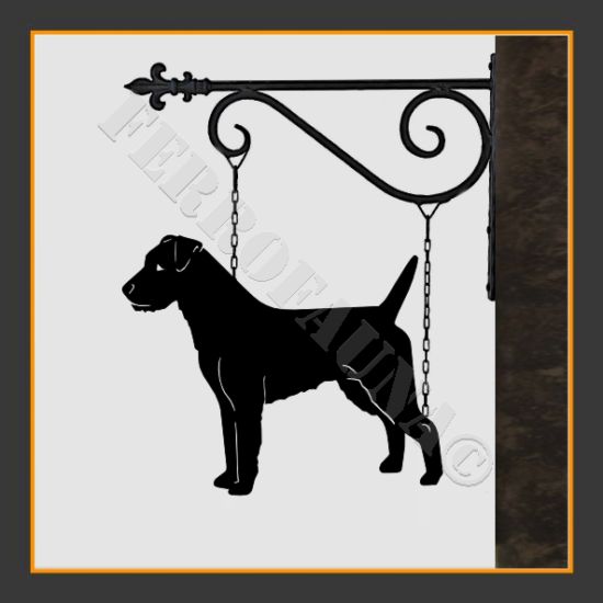 Parson Russell Terrier Sign