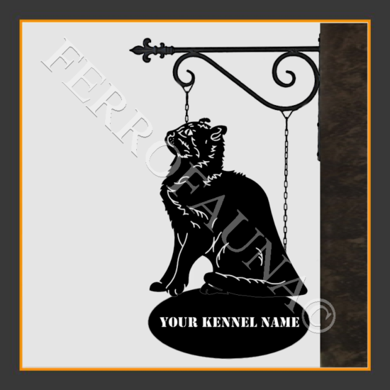 American Curl Sign With Kennel Name