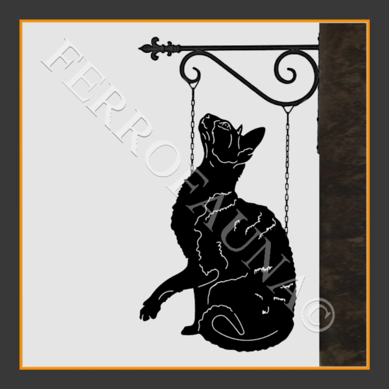 Devon Rex Sign