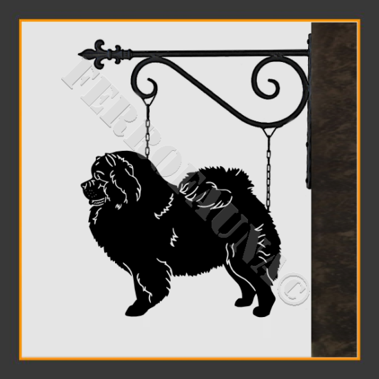 Chow - Chow Sign
