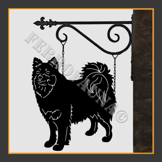 Finnish Lapphund Sign